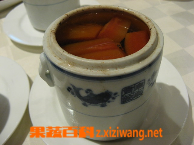 果蔬百科膳汤